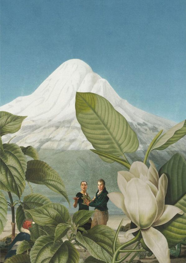 Christine Lander erzählt von Alexander von Humboldts Südamerikanische Reise und Mythen aus Südamerika